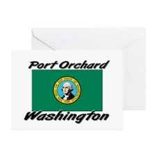 Port Orchard Washington Greeting Card