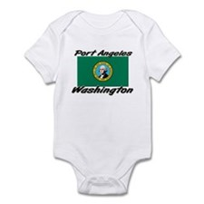 Port Angeles Washington Infant Bodysuit