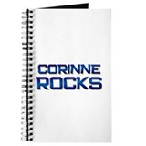 corinne rocks Journal