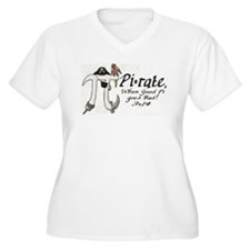 Pirate Pi Day T-Shirt