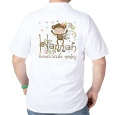 Blank.. Sweet little Monkey T-Shirt