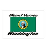 Mount Vernon Washington Postcards (Package of 8)