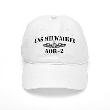 USS MILWAUKEE Baseball Cap