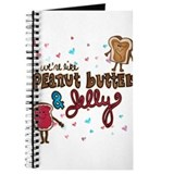 We're like Peanut butter & Jelly Journal
