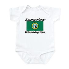 Longview Washington Infant Bodysuit