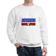"""Arthritis Rock Star"" Sweatshirt"