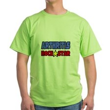 """Arthritis Rock Star"" T-Shirt"