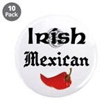 "Irish Mexican 3.5"" Button (10 pack)"