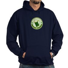 Irish today drunk tomorrow St Hoodie
