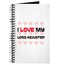 I Love My Loss Adjuster Journal