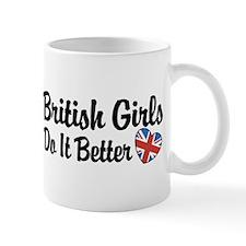 British Girls Do It Better Mug
