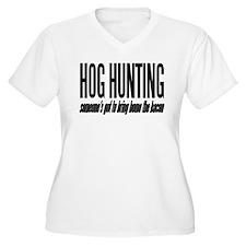 Hog Hunting T-Shirt