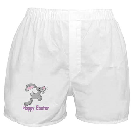 Hoppy Easter Boxer Shorts