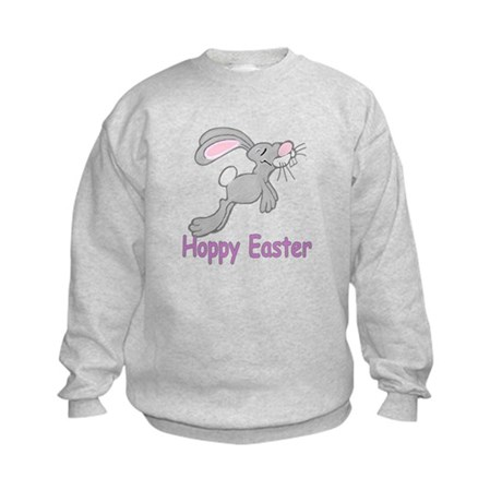 Hoppy Easter Kids Sweatshirt