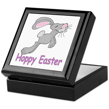 Hoppy Easter Keepsake Box