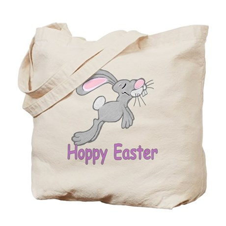 Hoppy Easter Tote Bag