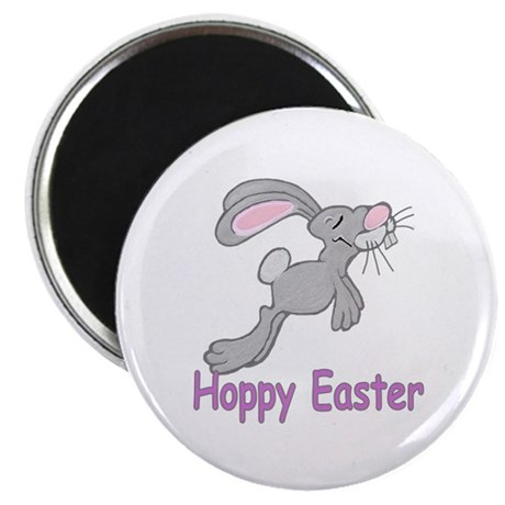 "Hoppy Easter 2.25"" Magnet (100 pack)"