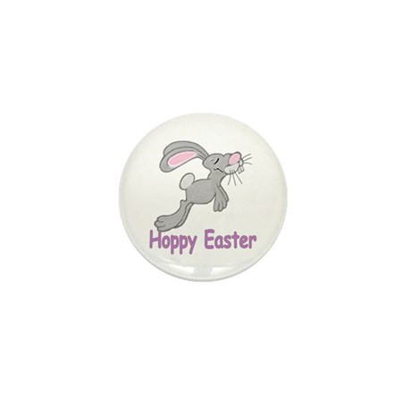 Hoppy Easter Mini Button (10 pack)