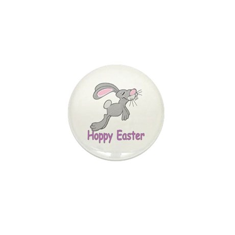 Hoppy Easter Mini Button (100 pack)