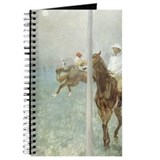 Degas Jockeys Journal