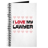 I Love My Lawyer Journal