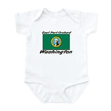East Port Orchard Washington Infant Bodysuit