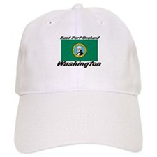 East Port Orchard Washington Baseball Cap