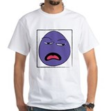 "Purple ""Blah"" Face Shirt"