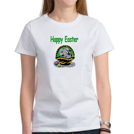 Happy Easter Basket Women's T-Shirt