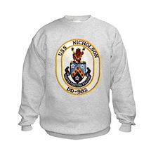 USS NICHOLSON Sweatshirt