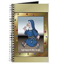 Singing Nun Journal