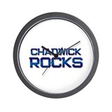 chadwick rocks Wall Clock