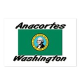 Anacortes Washington Postcards (Package of 8)