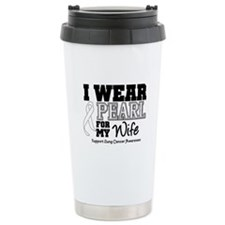 IWearPearl Wife Ceramic Travel Mug