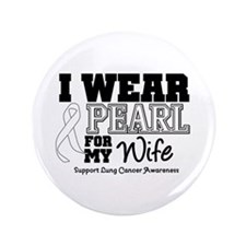 "IWearPearl Wife 3.5"" Button (100 pack)"