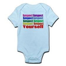 Respect Yourself Onesie
