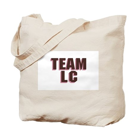 Team LC Tote Bag