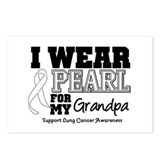 IWearPearl Grandpa Postcards (Package of 8)