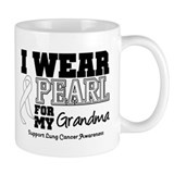IWearPearl Grandma Mug