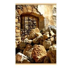 """Fallen Rocks"" Postcards (Package of 8)"