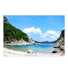 """Beach of Dreams"" Postcards (Package of"