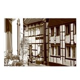"""The Old Village I"" Postcards (Package o"
