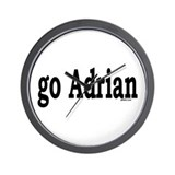 go Adrian Wall Clock