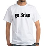 go Brian White T-Shirt