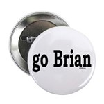 "go Brian 2.25"" Button (100 pack)"