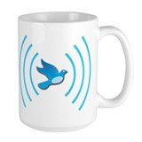 Broadcasting Twit - Coffee Mug