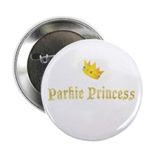 "Parkie Princess 2.25"" Button"