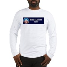 Funny Anti palin Long Sleeve T-Shirt