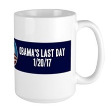Funny Obama hope Mug