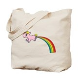 Rainbow Poop Tote Bag